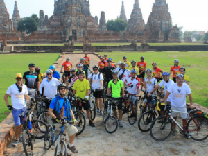 Fire Fighter's Global Charity Cycle