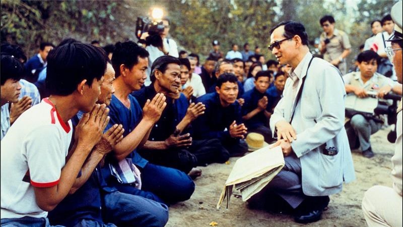 A Look Back at the Achievements of King Rama IX