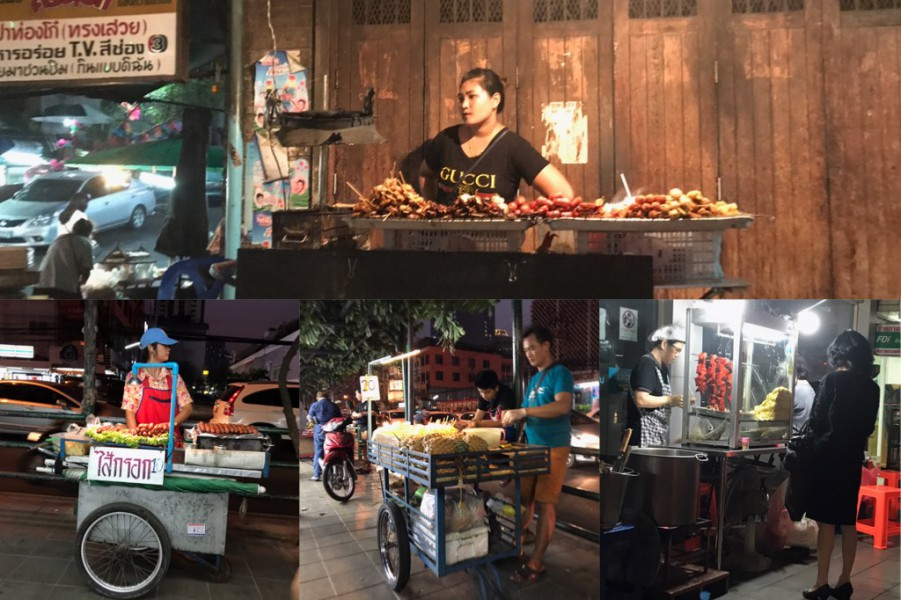 "What's Up With Bangkok's Street Food ""Ban""?"