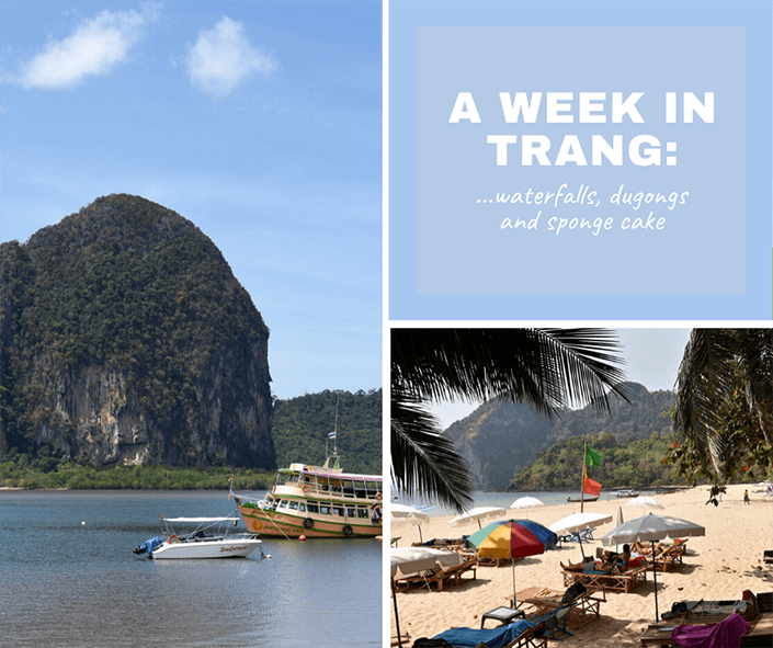 A week in Trang: waterfalls, wildlife & beyond