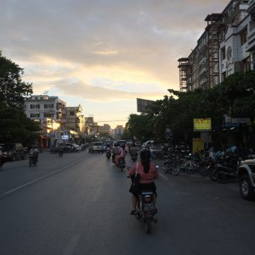 A Pre-Covid Myanmar Journey, Part 1